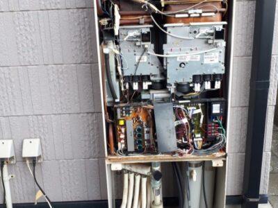 【施工例】ガス温水暖房付ふろ給湯器(壁掛け)