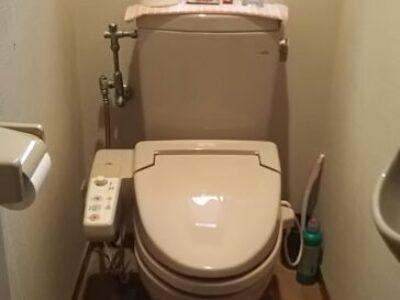 【施工例】トイレ取替工事